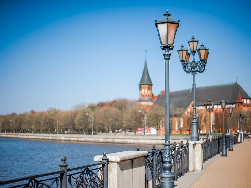 Остров Канта: сказки, истории и факты - экскурсия в Калининграде