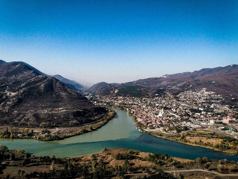 Мцхета от язычества до христианства - экскурсия в Тбилиси