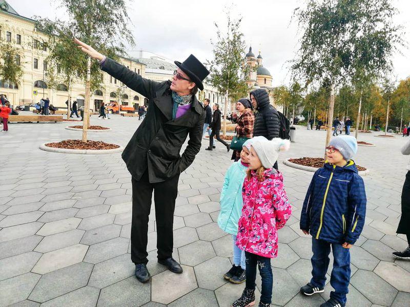 Экскурсия-квест «Тайны Московского Кремля иАлександровского сада» - экскурсия в Москве