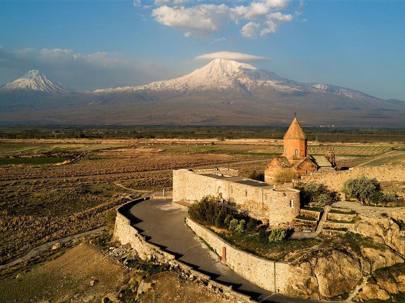 Долина Арарата — история, красота и вкусное гостеприимство - экскурсия в Ереване