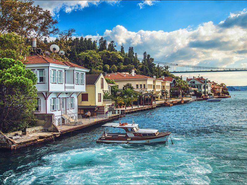 Азиатский Стамбул на автомобиле: всё, что нельзя пропустить - экскурсия в Стамбуле