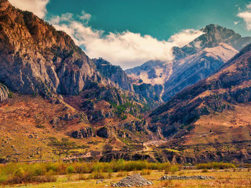 По древней земле Ингушетии - экскурсия в Владикавказе