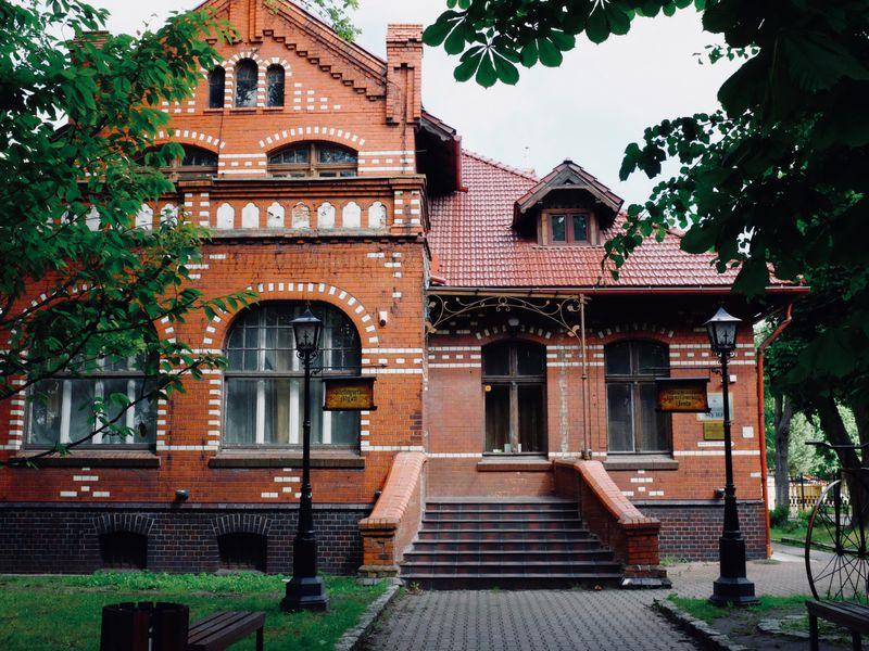 Из Кранца в Зеленоградск: историко-архитектурная прогулка - экскурсия в Зеленоградске