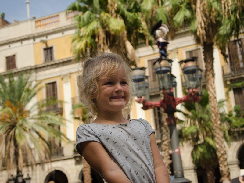 Фотосессия и прогулка по старинной Барселоне - экскурсия в Барселоне