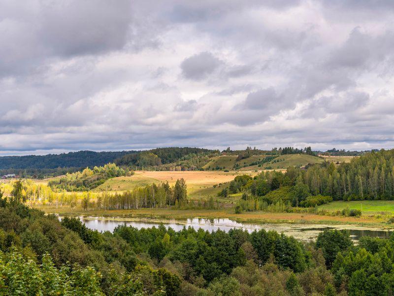 Русь стародавняя: Изборск и Псково-Печерский монастырь - экскурсия в Пскове