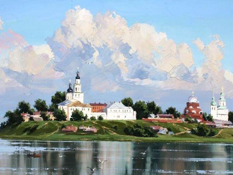Остров-град Свияжск - экскурсия в Казани