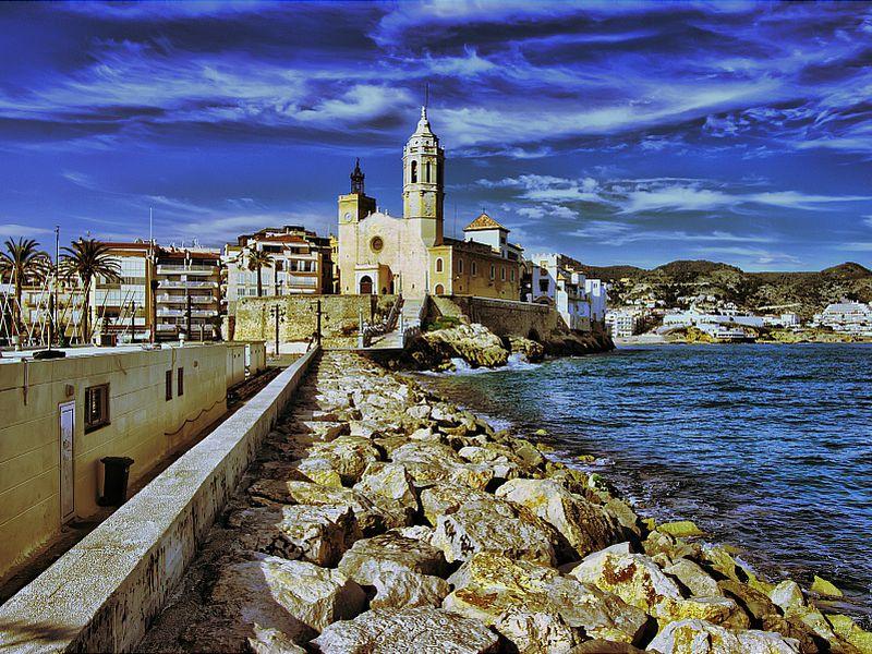 Невероятный Ситжес, или испанский Сен-Тропе - экскурсия в Барселоне