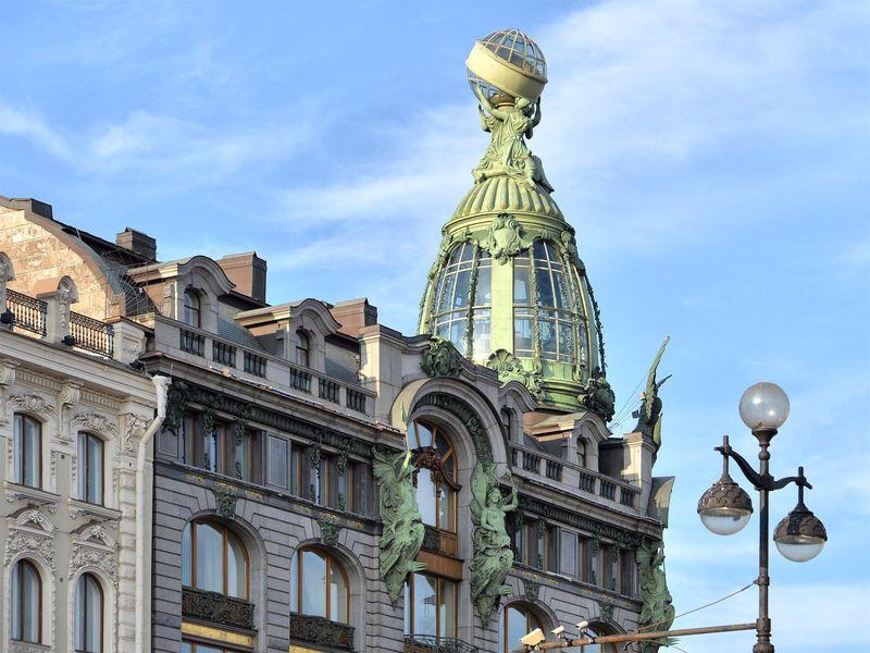 Вокруг Казанского собора - экскурсия в Санкт-Петербурге