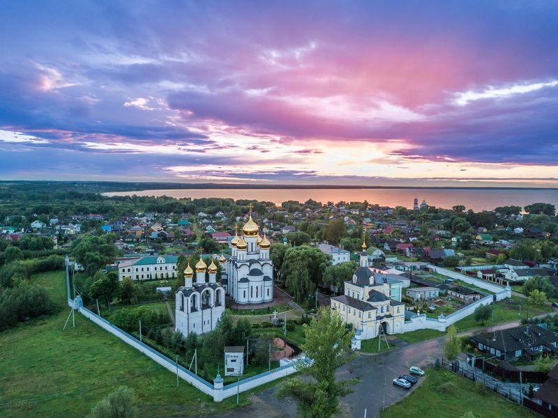 Добро пожаловать в Переславль-Залесский! - экскурсия в Переславле-Залесском