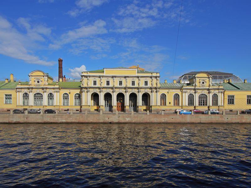 Секреты Соляного городка - экскурсия в Санкт-Петербурге