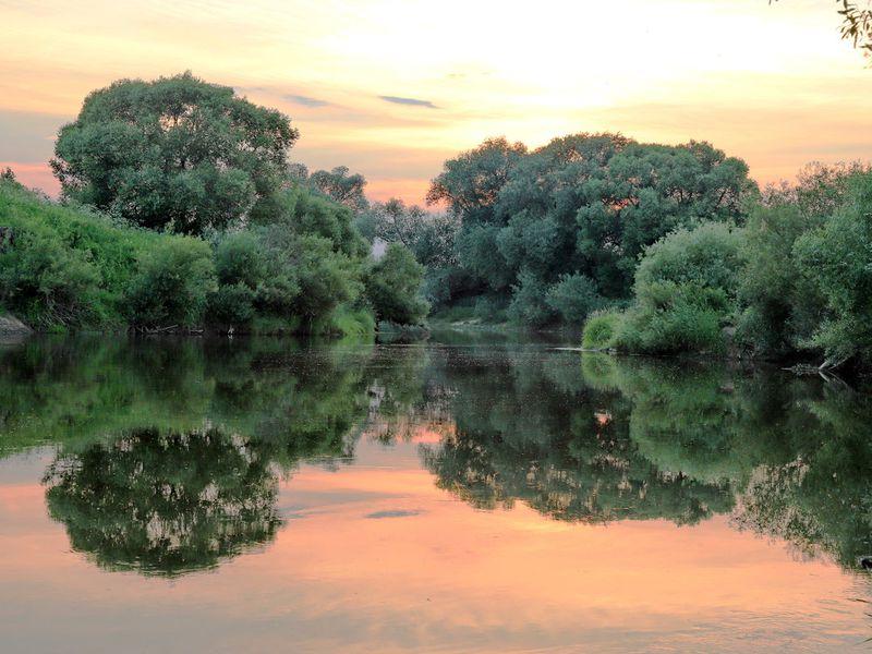 Авторская прогулка вдоль берегов Протвы - экскурсия в Серпухове