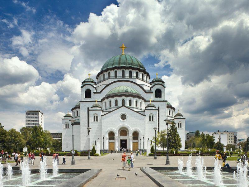 По следам старого Белграда - экскурсия в Белграде