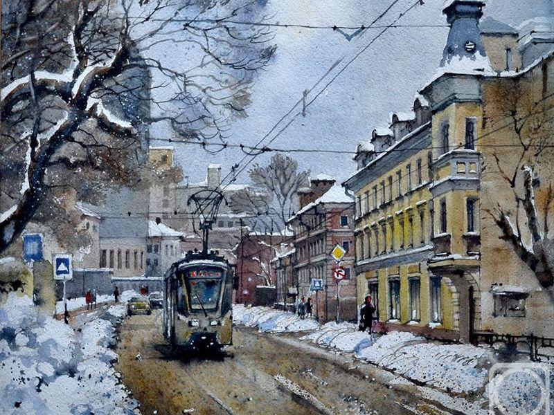 Историческая мозаика Бауманской улицы - экскурсия в Москве