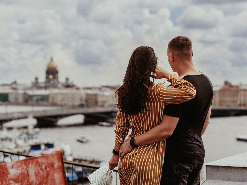 Фотопрогулка по крышам Петербурга - экскурсия в Санкт-Петербурге