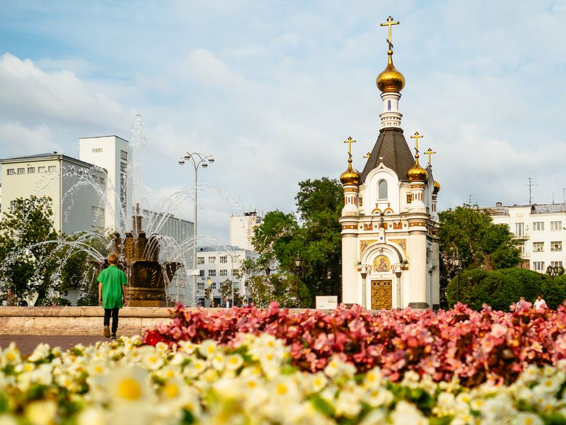 Экспресс-прогулка по Екатеринбургу - экскурсия в Екатеринбурге