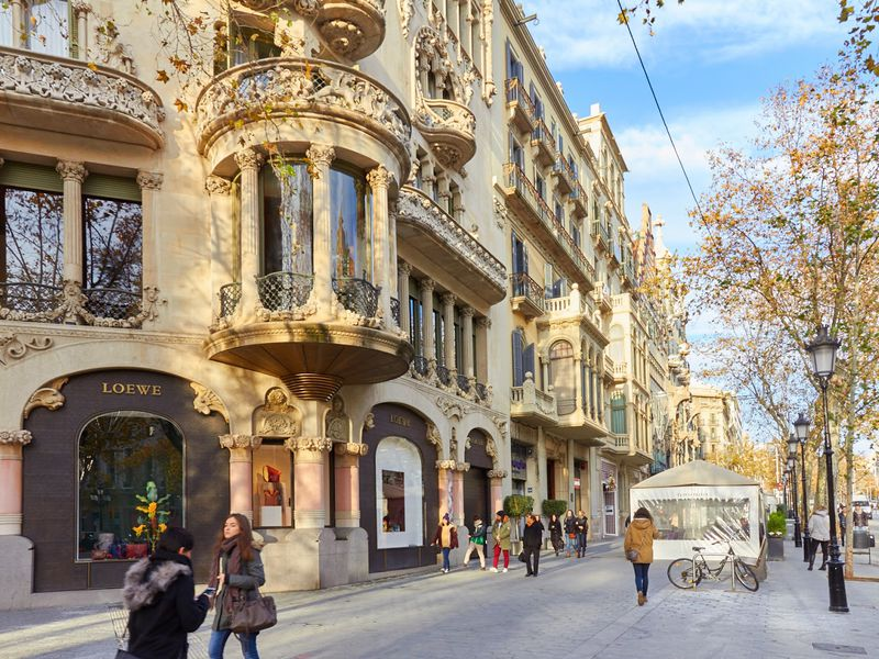 Барселона как на ладони - экскурсия в Барселоне