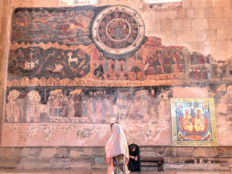 Мцхета — кладовая реликвий христианского мира - экскурсия в Тбилиси