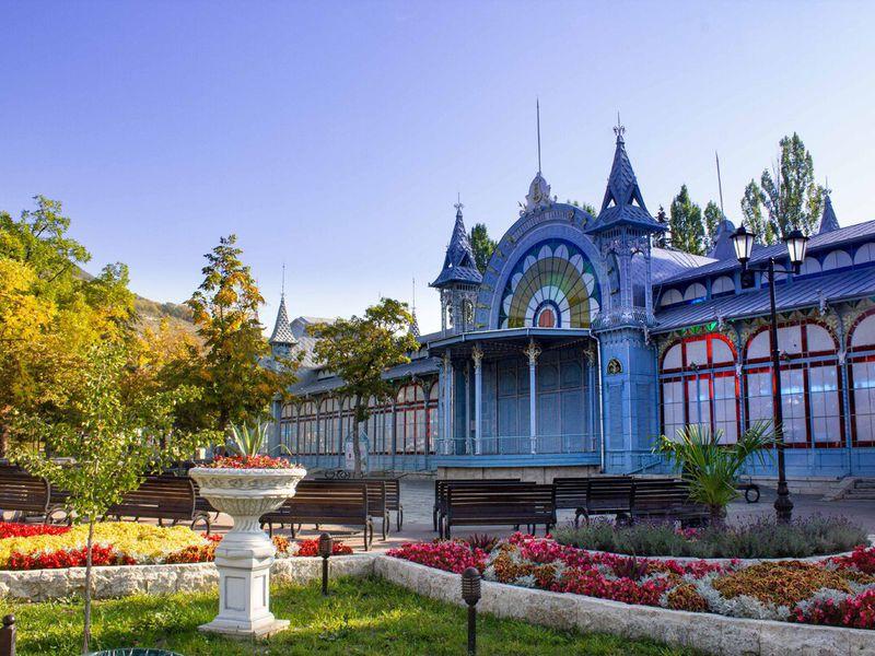 Чарующий Пятигорск— город «горячих вод» - экскурсия в Пятигорске