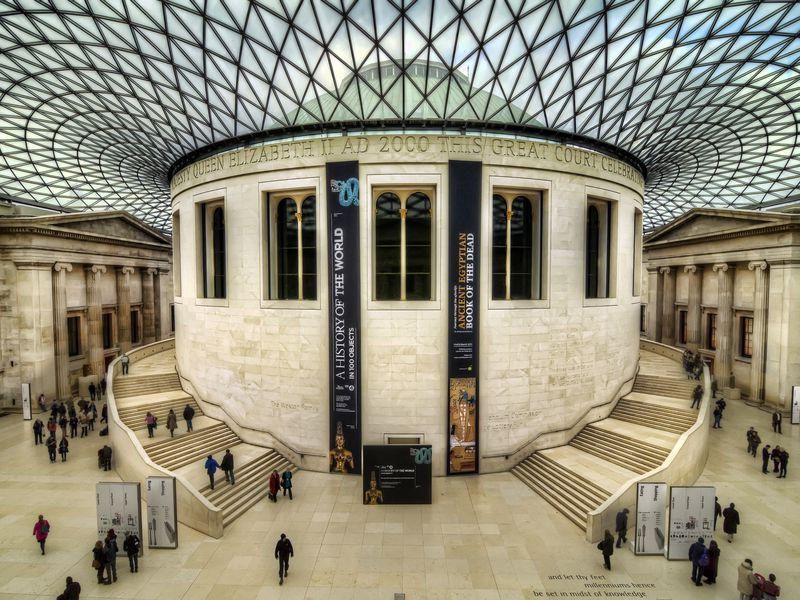 Онлайн-экскурсия «Секреты Британского музея» - экскурсия в Лондоне