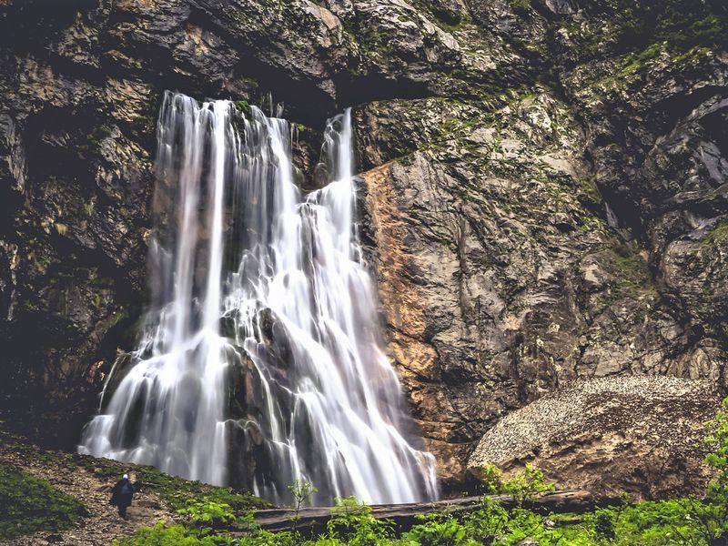 Джип-тур к озеру Рица и Гегскому водопаду! - экскурсия в Гаграх