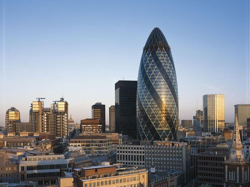 Многоликий Сити - экскурсия в Лондоне