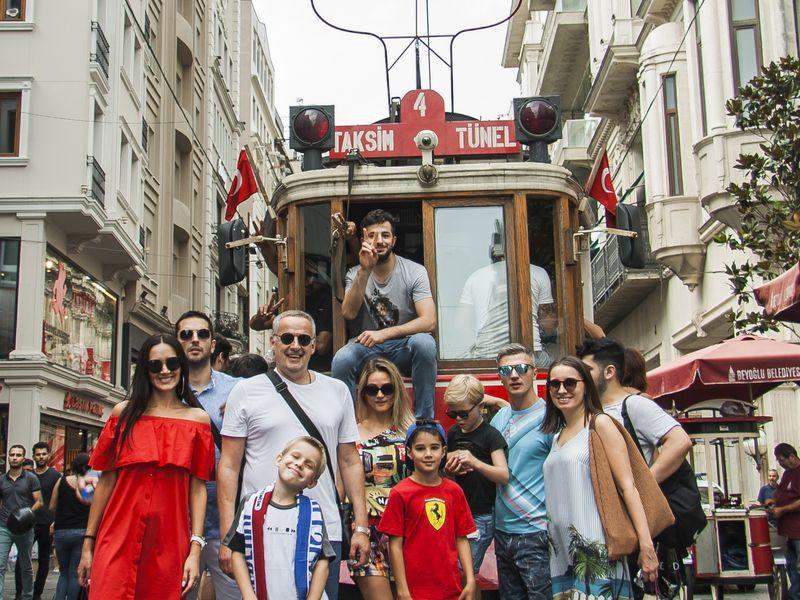 По Стамбулу не спеша - экскурсия в Стамбуле
