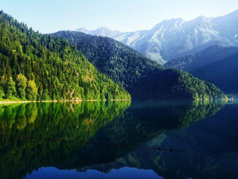 Джип-тур к озеру Рица и Гегскому водопаду! - экскурсия в Сухуме