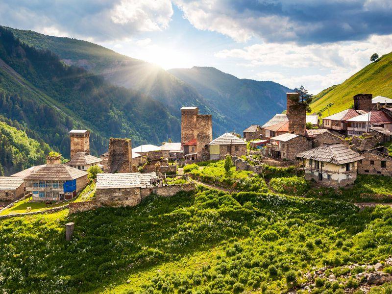 Сны об Имеретии - экскурсия в Кутаиси