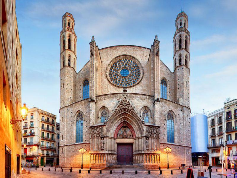 Групповая экскурсия «Знакомство с Барселоной» - экскурсия в Барселоне
