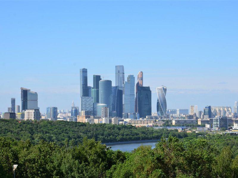 Москва-Сити со всех сторон - экскурсия в Москве