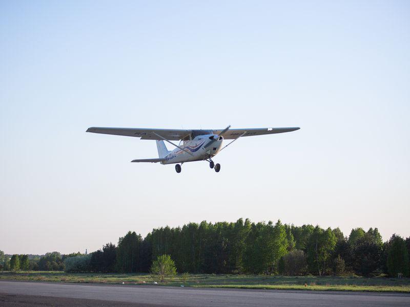 Полет над Новосибирском: впечатление на всю жизнь - экскурсия в Новосибирске