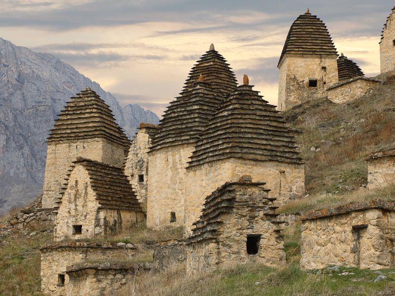 Из Владикавказа — в самые красивые места Осетии! - экскурсия в Владикавказе