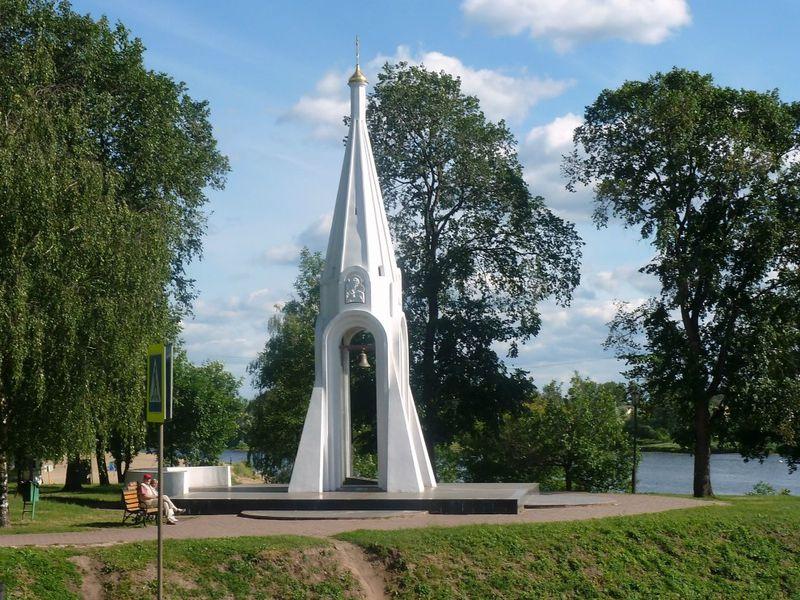 Ярославль — первая встреча - экскурсия в Ярославле
