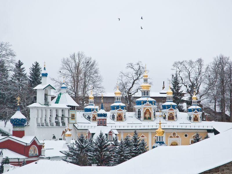 Большое путешествие: Псков, Изборск и Печоры - экскурсия в Пскове