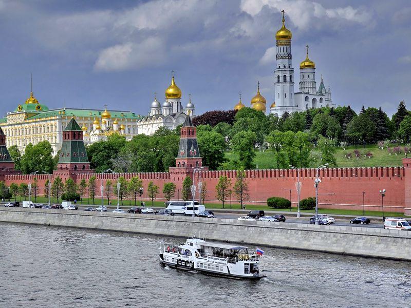 Эпохи Москвы: сладкая обзорная прогулка - экскурсия в Москве
