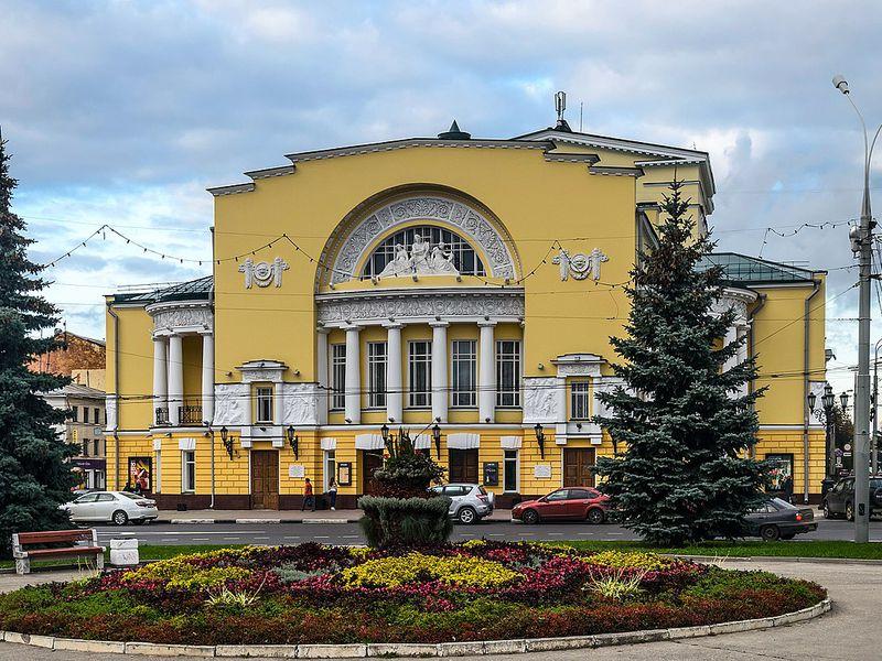 Ярославль — первое знакомство - экскурсия в Ярославле