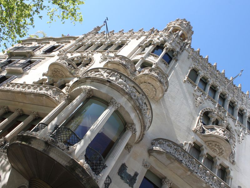 Территория каталонского модерна - экскурсия в Барселоне