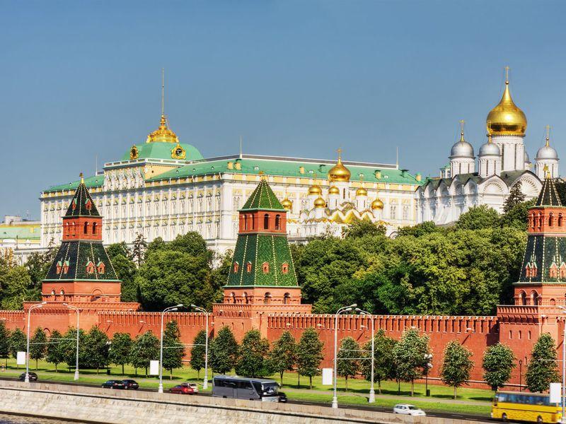 Вокруг Кремля - экскурсия в Москве