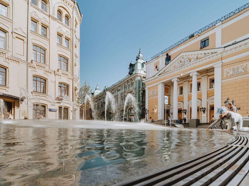 Москва: отуличных калачей допалат Романовых - экскурсия в Москве
