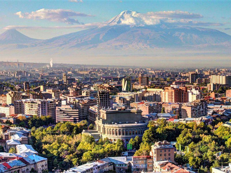 Ереван от глубокой древности до наших дней - экскурсия в Ереване