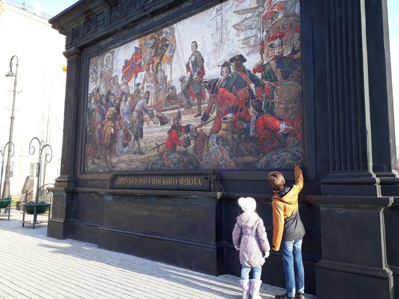 Кронштадт для детей и их родителей - экскурсия в Кронштадте