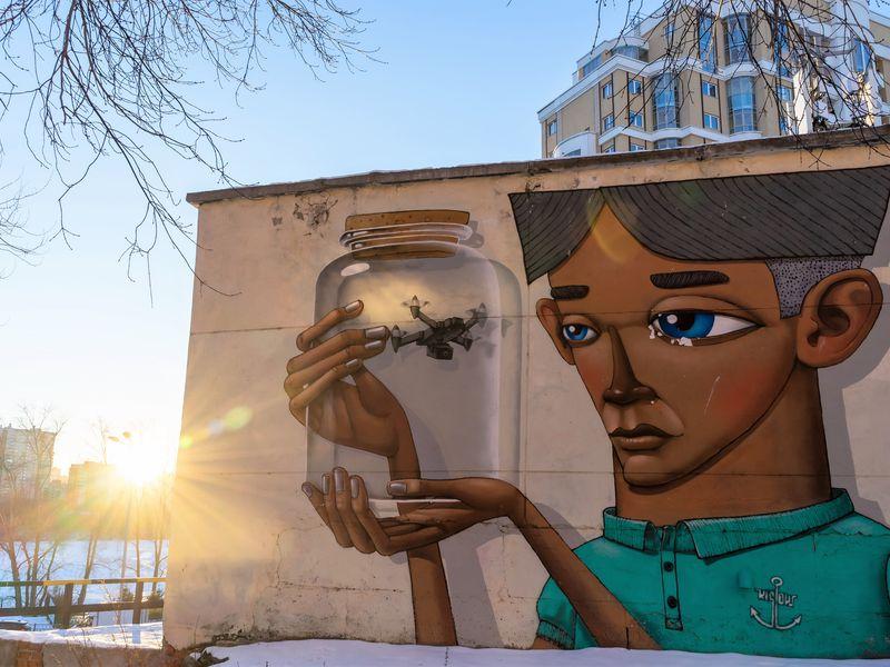 Другой» Екатеринбург, или новый взгляд на город - экскурсия в Екатеринбурге