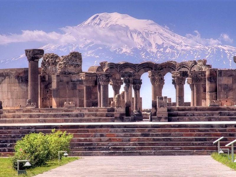 Без чего не представить Армению - экскурсия в Ереване