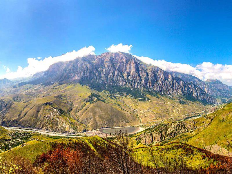 Золотое кольцо Северной Осетии-Алании - экскурсия в Владикавказе