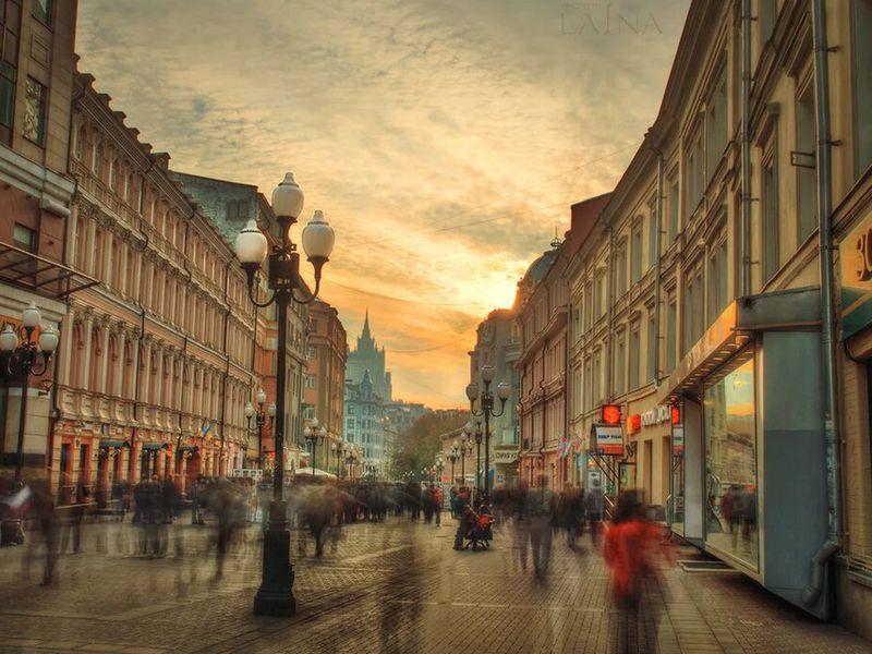 Арбатские имена: экскурсия-игра - экскурсия в Москве