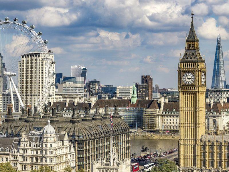 Ежедневная прогулка по Лондону - экскурсия в Лондоне