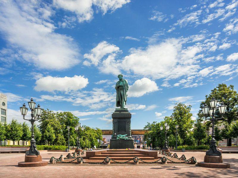 Квест-приключение насамокатах «Сердце города» - экскурсия в Москве