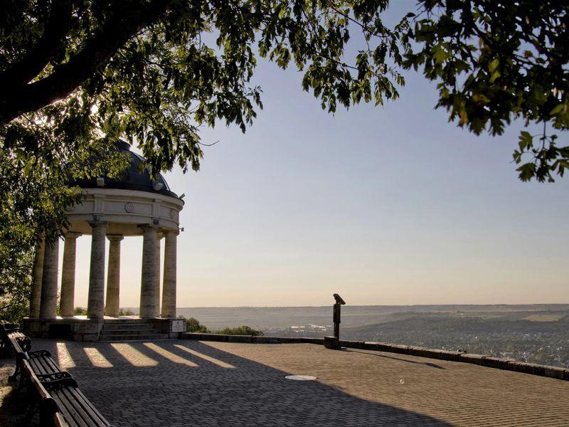 Лермонтовский Пятигорск - экскурсия в Пятигорске