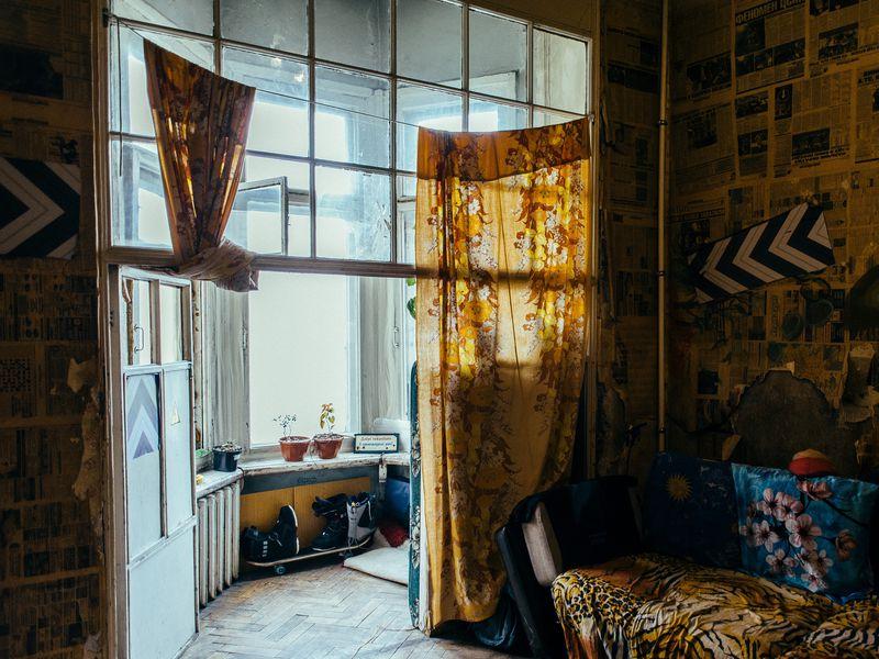Ленинградские коммуналки— снаружи иизнутри - экскурсия в Санкт-Петербурге