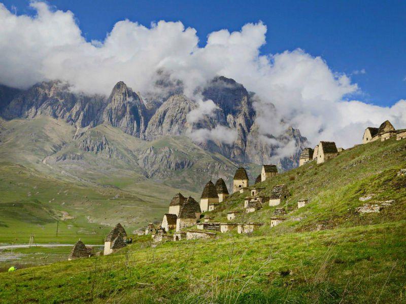 Из Владикавказа — в горы Осетии! - экскурсия в Владикавказе